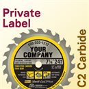 Private Label Blades - 25 per Box