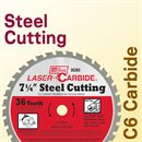 Steel Cutting Blades
