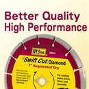 Swift Cut® Diamond Blades
