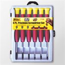 6 Pc. Precision Screwdriver Set